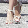Cameron Diaz Strappy Sandals