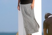Camila Alves Long Skirt