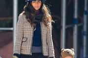 Camila Alves Tweed Jacket