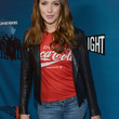 Camilla Luddington Leather Jacket