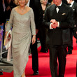 Camilla Parker Bowles Clothes - Beaded Dress
