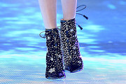 Candice Swanepoel Boots