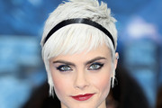Cara Delevingne Short Hairstyles