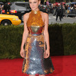 Carey Mulligan Clothes - Beaded Dress