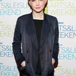 Carey Mulligan Clothes - Blazer