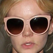 Carey Mulligan Sunglasses - Oversized Sunglasses