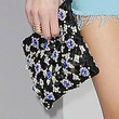 Caroline Sieber Handbags - Beaded Clutch