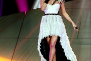 Carrie Underwood Fishtail Dress
