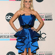 Carrie Underwood Clothes - Strapless Dress