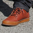 Casper Smart Leather Lace-ups