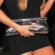 Cassie Scerbo Handbags - Metallic Clutch