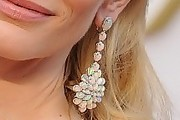 Cate Blanchett Gemstone Chandelier Earrings