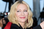 Cate Blanchett Shoulder Length Hairstyles