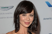 Catherine Bell Short Wavy Cut