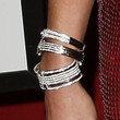 Catherine Zeta Jones Jewelry - Silver Bracelet
