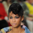 Chanel Iman Hair - Pompadour