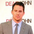 Channing Tatum Short Side Part