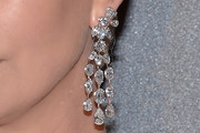 Charlize Theron Chandelier Earrings
