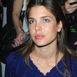 Charlotte Casiraghi Hair - Layered Cut