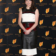 Charlotte Ritchie Clothes - Leather Dress