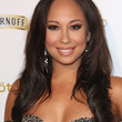 Cheryl Burke Long Side Part