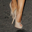 Cheryl Burke Shoes - Peep Toe Pumps