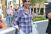 Cheryl Cole Flannel Shirt