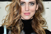 Chiara Ferragni Long Hairstyles
