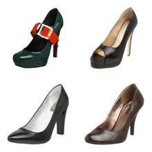 Chic High Heel Pumps