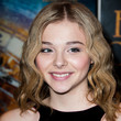 Chloe Grace Moretz Hair - Medium Wavy Cut