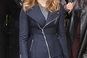 Chloe Grace Moretz Zip-up Jacket