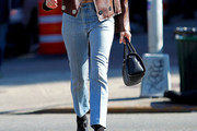 Chloe Sevigny High-Waisted Jeans