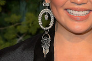 Chrissy Teigen Chandelier Earrings