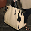 Christie Brinkley Leather Tote