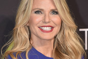 Christie Brinkley Shoulder Length Hairstyles