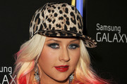 Christina Aguilera Custom Baseball Cap