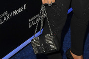 Christina Aguilera Satin Purse