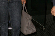 Christina Milian Leather Tote