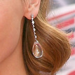 Christina Ricci Sterling Dangle Earrings
