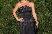 Christina Ricci Strapless Dress