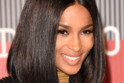 Ciara Shoulder Length Hairstyles