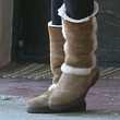 Ciara Shoes - Sheepskin Boots