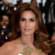 Cindy Crawford Hair - Long Wavy Cut