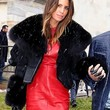 Claudia Galanti Fur Coat
