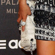 Claudia Galanti Quilted Clutch