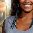 Claudia Jordan Jewelry - Dangling Chain Earrings