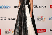 Claudia Karvan Evening Dress