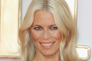 Claudia Schiffer Long Hairstyles