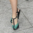 Clotilde Courau Platform Pumps