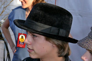 Cole Sprouse Bowler Hat